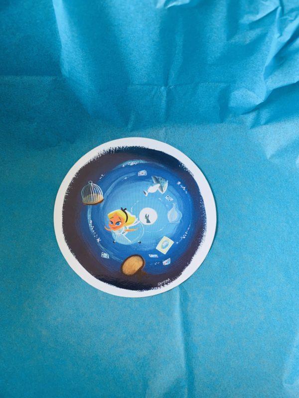 Sticker Buchbox