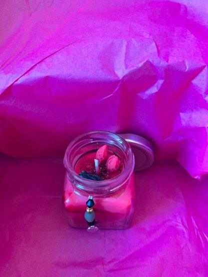 Kerze Buchbox